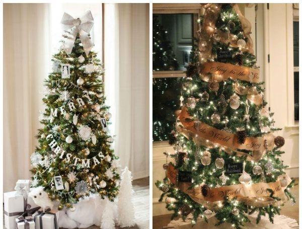 Как украсить елку в 2016 году своими