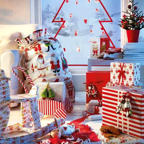 Рождественские венки для детского сада