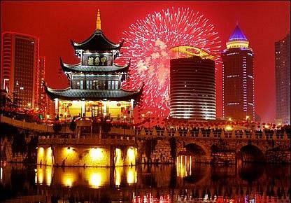 Новый год в лучших традициях