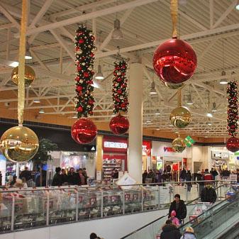 f3fc81b2f1c1 Новогоднее оформление торговых центров, бизнес и офисных центров ...